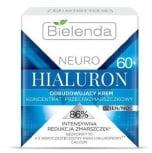 Clamanti - Bielenda Neuro Hialuron Restoring Anti Wrinkle Cream Concentrate 60+  Day Night  50ml