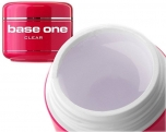 Clamanti - Silcare Base One Clear UV Nail Gel 30g