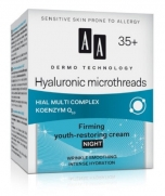 Clamanti - AA Dermo Technology 35+ Hyaluronic Microthreads Firming Intense Hydration Night Cream 50ml