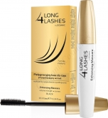 Clamanti - Long 4 Lashes Eyelash Growth Enhancing Black Mascara with Biotin 10ml