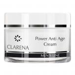 Clamanti - Clarena Mens Line Power Anti Age Cream 50 ml