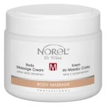 Clamanti - Norel Professional Body Massage Cream with Wine and Cinnamon 500ml