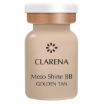 Clamanti - Clarena Meso Shine BB Fair Serum Semi-Permanent Pigmentation of Face Skin Colour Golden Tan 5 x 5ml