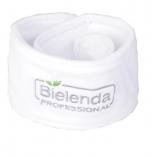 Clamanti - Bielenda Professional Terry Cloth Headband for Spa Beauty Treatments
