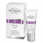 Clamanti - Norel Glycolic Acid Smoothing Anti-Age Cream With AHA Acids And Extract Of Iris 15ml