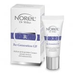 Clamanti Norel Re-Generation GF Anti Wrinkle Cream Growth Factors and Astaxanthin 15ml