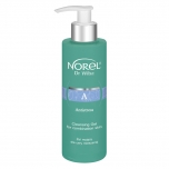 Clamanti - Norel Antistress Cleansing Gel For Normal And Combination Skin 200ml