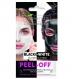 Clamanti - Bielenda Carbo Detox Black & White Cleansing Peel-Off Mask for Her & Him 2x6g