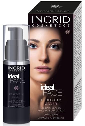 Clamanti - Verona Ingrid Ideal Face Long Lasting Makeup Foundation 8 Shades to Choose 35ml