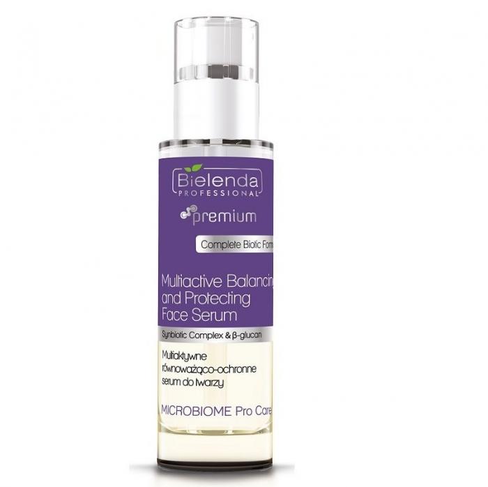 Clamanti - Bielenda Professional Microbiome Pro Care Multiactive Balancing and Protecting Face Serum 30ml