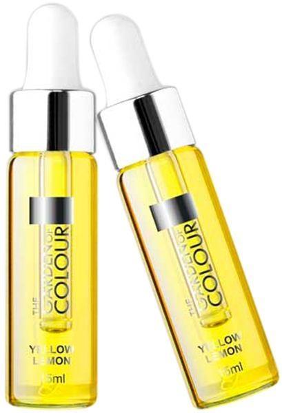 Clamanti - Silcare Cuticle Oil Lemon Yellow 15ml