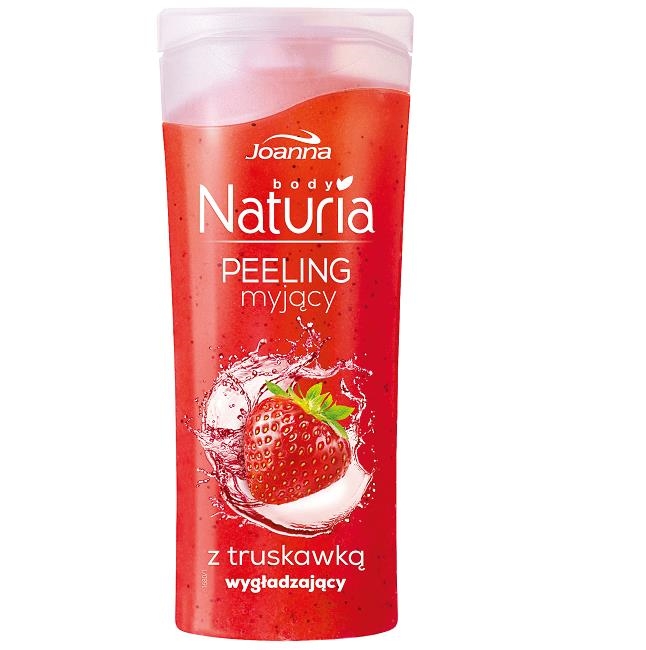 Clamanti - Joanna Naturia Cleansing Body Peeling Strawberry 100g