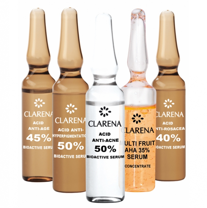Clamanti - Clarena Acid Line Serum Mix 10 x 3ml