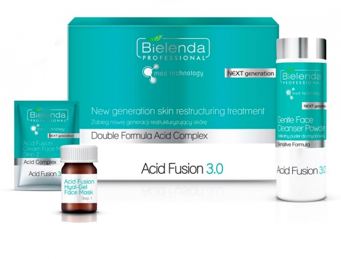 Clamanti - Bielenda Professional Med Technology Acid Fusion 3.0 Skin Restructuring Set