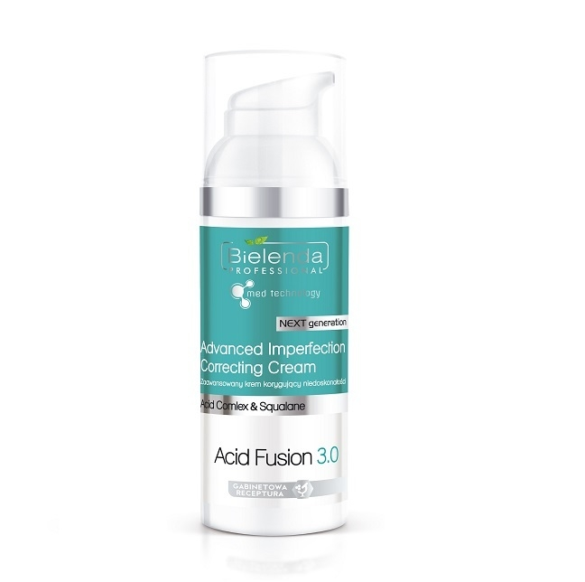 Clamanti - Bielenda Professional Med Technology Acid Fusion 3.0 Advanced Imperfection Correcting Cream 50ml
