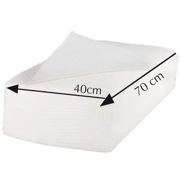 Clamanti - Professional Hygienic Cellulose Towels Basic 40cmx 70cm 50pcs